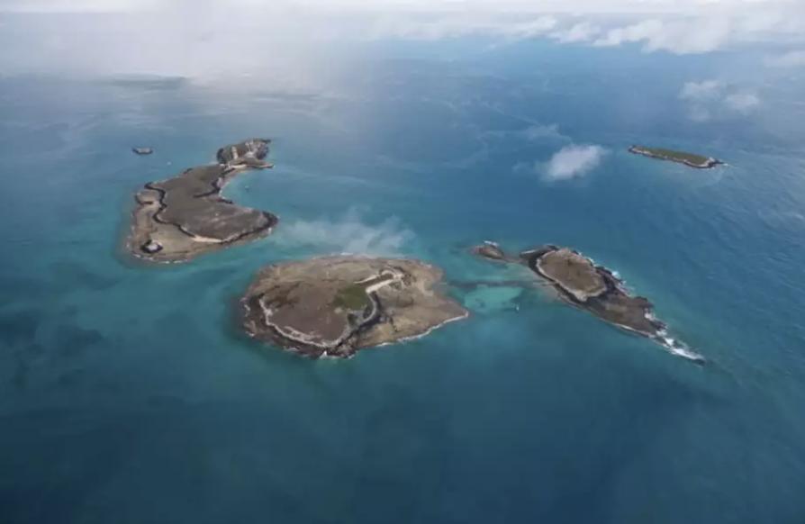 Abrolhos é uma região de alta sensibilidade ecológica (Crédito: Divulgação)