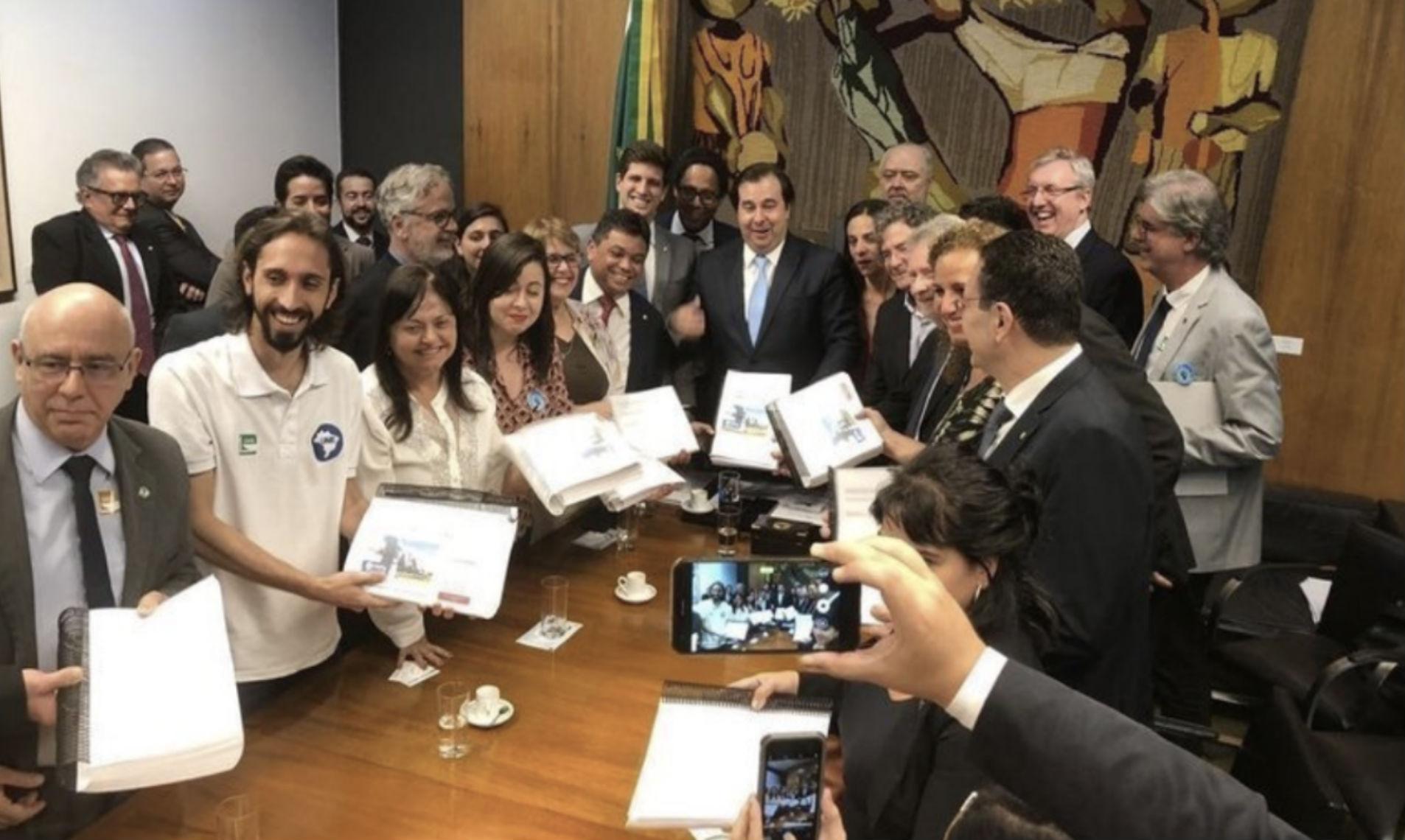 Petição com 1.008.032 assinaturas ajudou a pressionar governo por liberação de recursos (Crédito: SBPC)