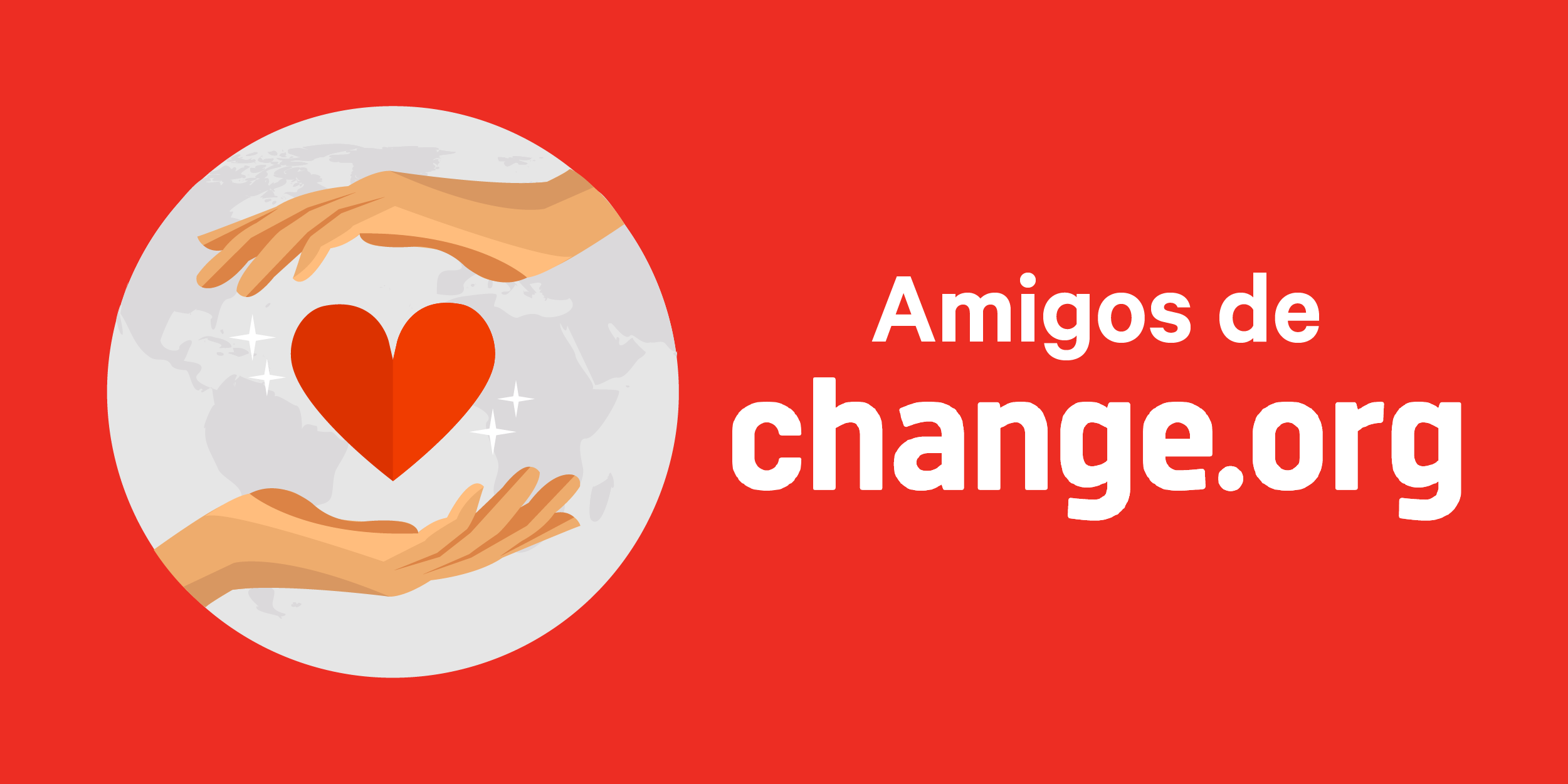 Amigos change.org Co